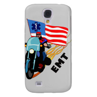 EMT Biker Galaxy S4 Case