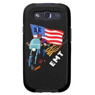 EMT Biker Galaxy SIII Covers