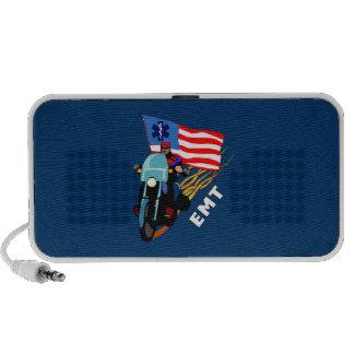EMT Biker iPod Speakers