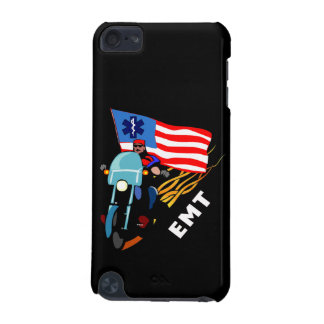 EMT Biker iPod Touch (5th Generation) Cover