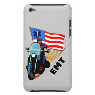 EMT Biker iPod Touch Cases