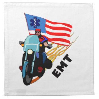 EMT Biker Napkins
