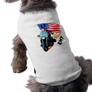 EMT Biker Pet Clothes