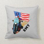 EMT Biker Pillows