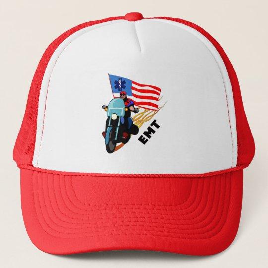 EMT Biker Trucker Hat