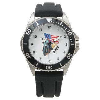 EMT Biker Watches