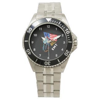 EMT Biker Wristwatch