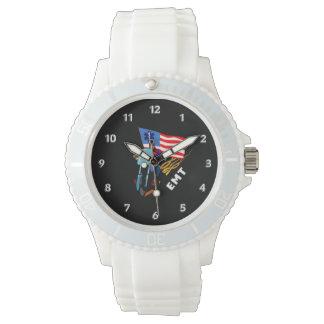 EMT Biker Wristwatches