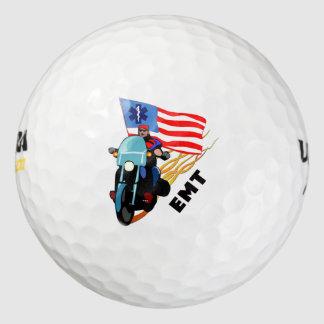 EMT Bikers Golf Balls