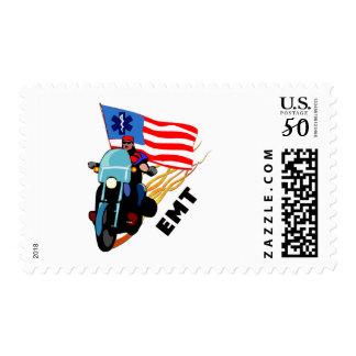EMT Bikers Postage