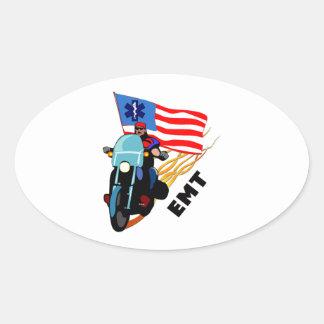 EMT Bikers Sticker