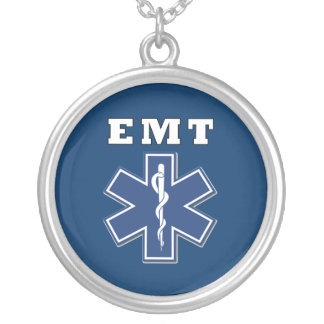 EMT Blue Star of Life Jewelry