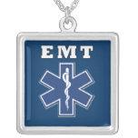 EMT Blue Star of Life Necklaces