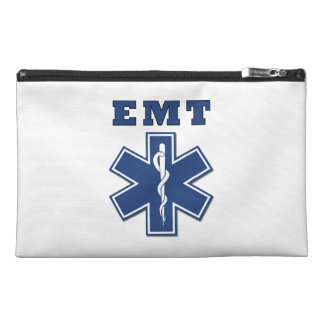 EMT Blue Star Of Life Travel Accessories Bags