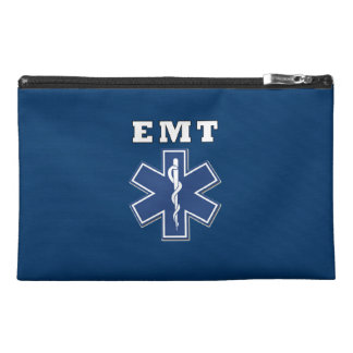 EMT Blue Star Of Life Travel Accessory Bag