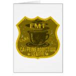 EMT Caffeine Addiction League Cards