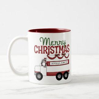 EMT Christmas Gift Coffee Mugs