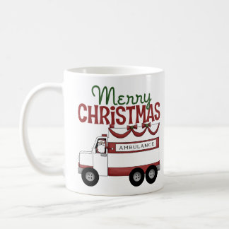 EMT Christmas Gift Mug