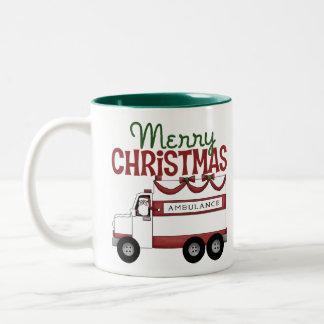 EMT Christmas Gift Mugs