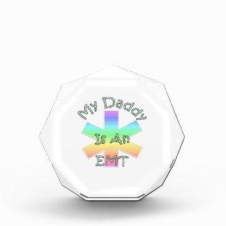 EMT Daddy Acrylic Award