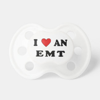 EMT Daddy Baby Pacifier