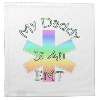 EMT Daddy Cloth Napkin