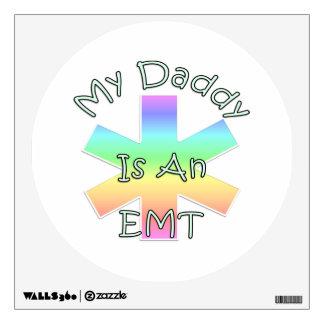 EMT Daddy Room Decals