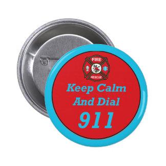 EMT Emergency 911 Button