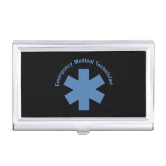 EMT Emergency Med Tech Business Card Case