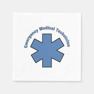 EMT Emergency Med Tech Disposable Napkin