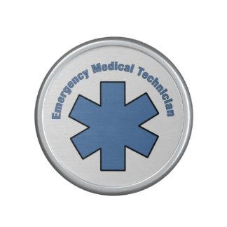 EMT Emergency Medical Tech Bluetooth Speaker