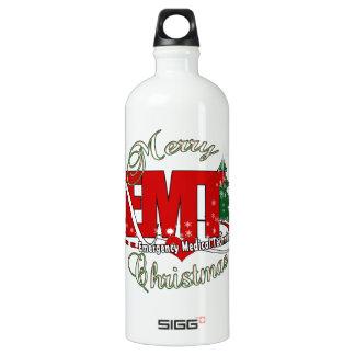 EMT Emergency Medical Technician CHRISTMAS SIGG Traveler 1.0L Water Bottle