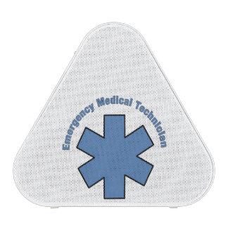 EMT Emergency Medical Technician Speaker