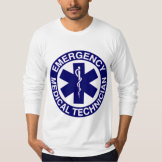 EMT Emergency Medical Technician Tshirts