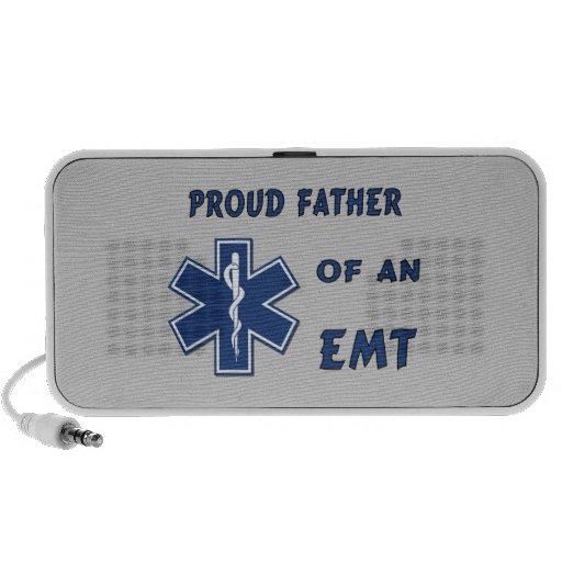 EMT Father Travel Speakers