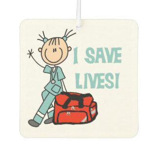 EMT femenino ahorro el aire Freshner de las vidas