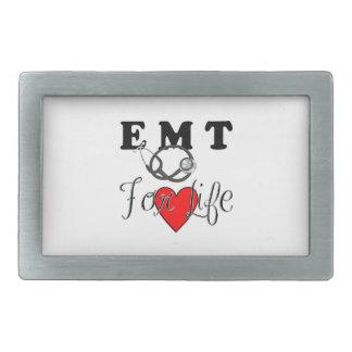 EMT For Life Belt Buckle