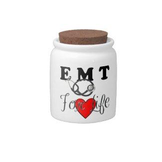 EMT For Life Jar