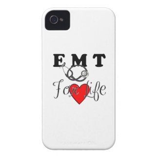 EMT For Life iPhone 4 Cover