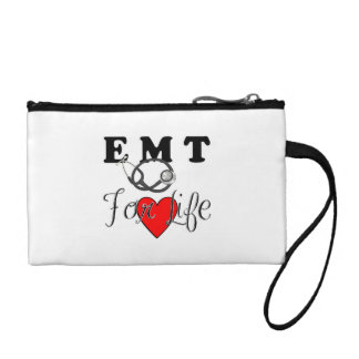 EMT For Life Change Purse