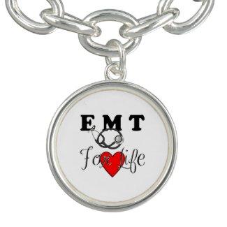 EMT Rescue Charm Bracelets