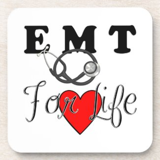 EMT Coasters, Plates and Collectibles