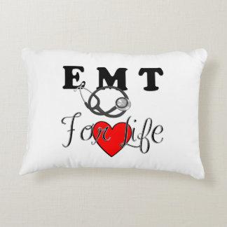 EMT For Life Decorative Pillow