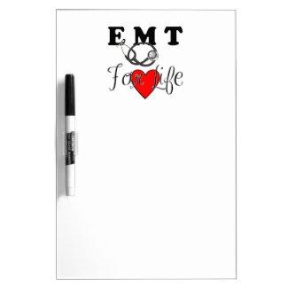 EMT Notes Dry-Erase Board