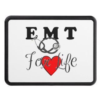EMT For Life Hitch Cover