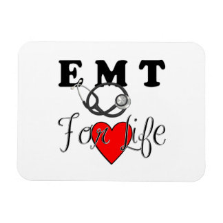 EMT For Life Magnet