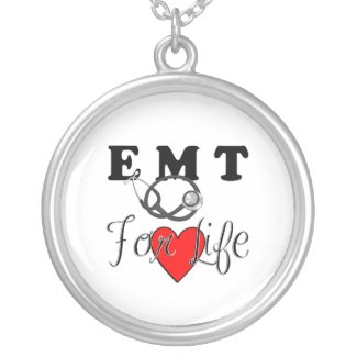 EMT For Life necklaces Additional Colors and Styles Available