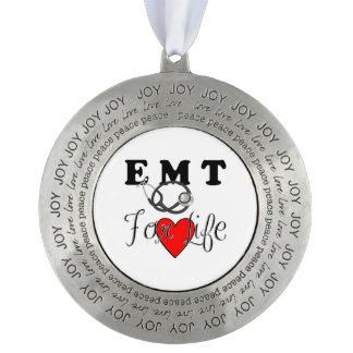 EMT For Life Ornament