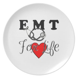 EMS Theme Plates and Presents For Home
