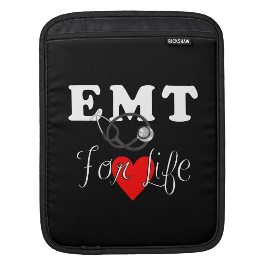 EMT For Life Sleeve For iPads